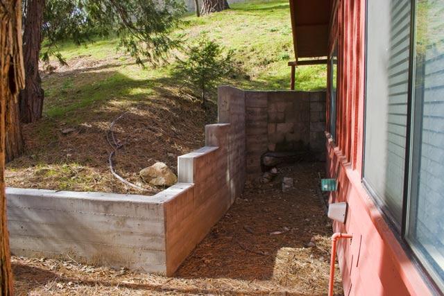 Eric Townsend Construction Retaining Walls